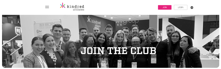 kindred affiliate program